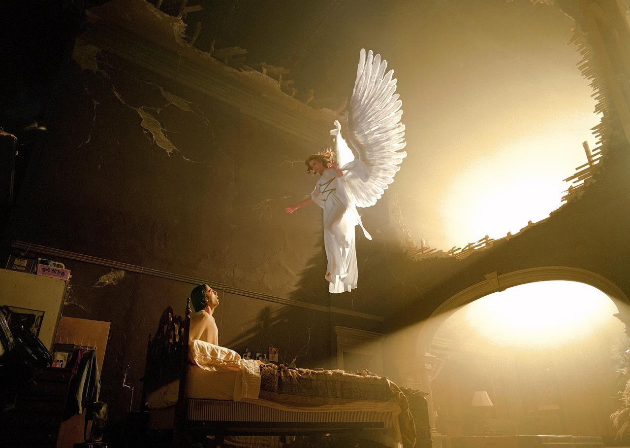 Где и что находится в angels