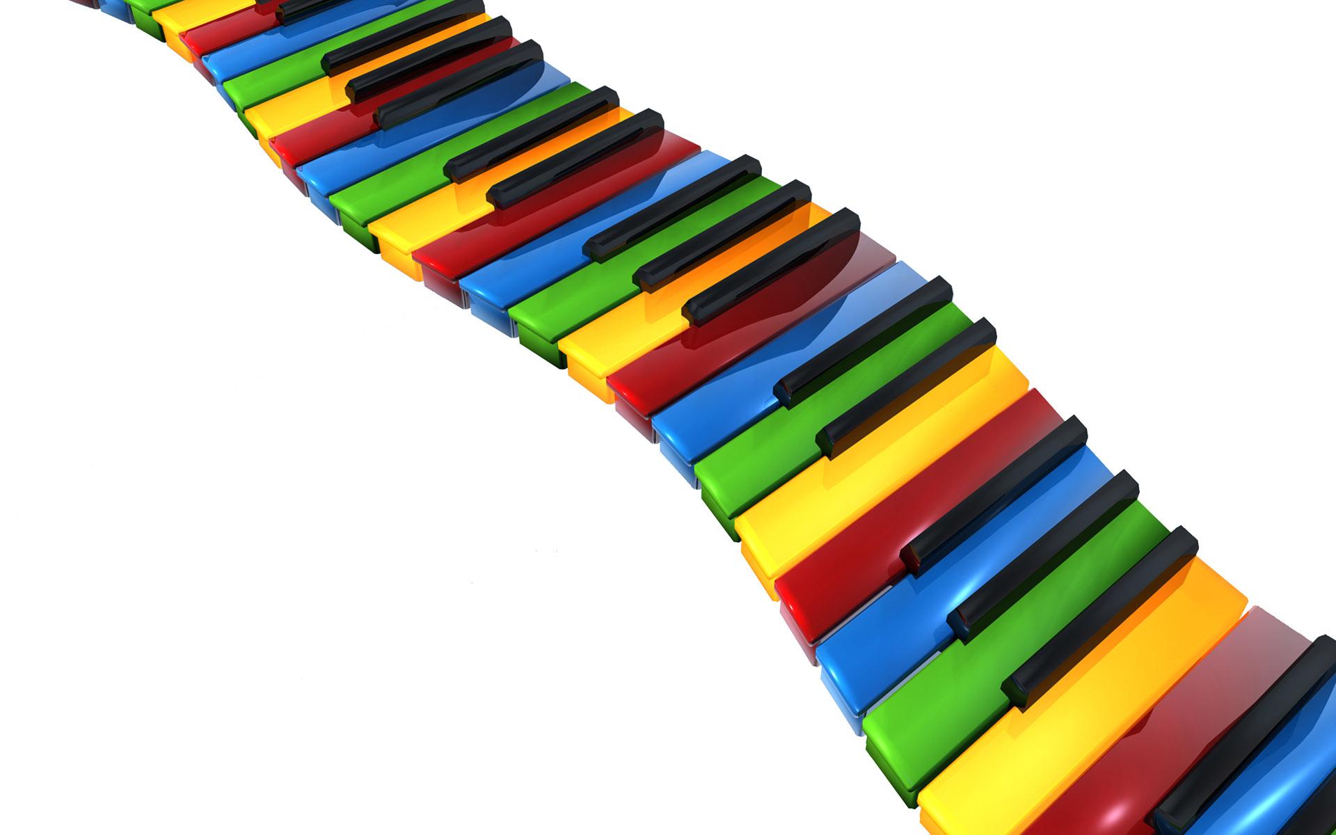 colorfulpianokeyboardwallpaper holistic training