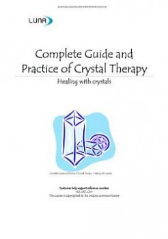 crystal therapy diploma course