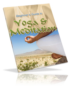 Yoga and meditatioin