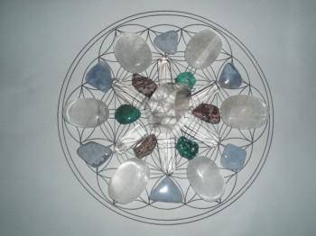 quartz grid