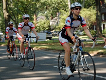 bike riders for exercise