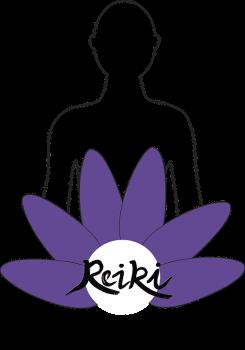 reiki healing logo