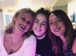 Trish, granddaughter Beth and daughter Lisa